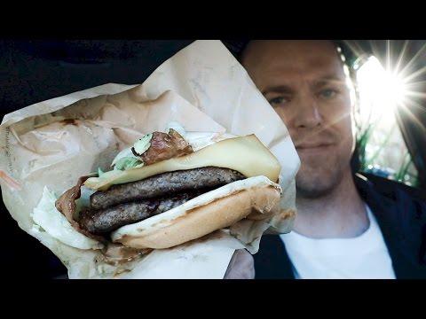 Matgeek testar Jureskog Memphis på McDonalds