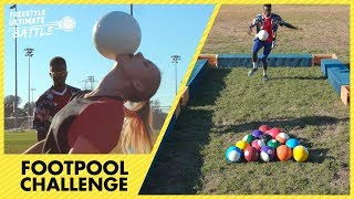 Footpool Challenge - Episode 8 - Freestyle Ultimate Battle