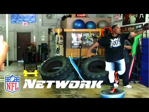 "Mike Tolbert ""Boxing Took My Game to the Next Level"" 