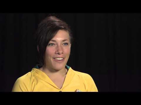 People of Canberra - Caroline Buchanan