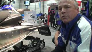 Yamaha 2010 Nytro snowmobile review - Avalanche Promotion