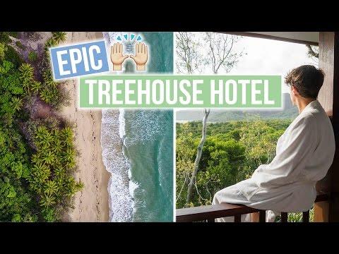 Epic Treehouse Tour   Port Douglas, Queensland