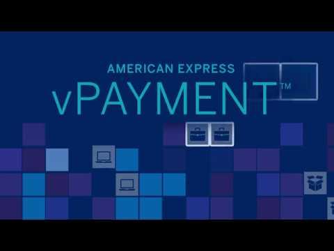 Introducing American Express VPayment™