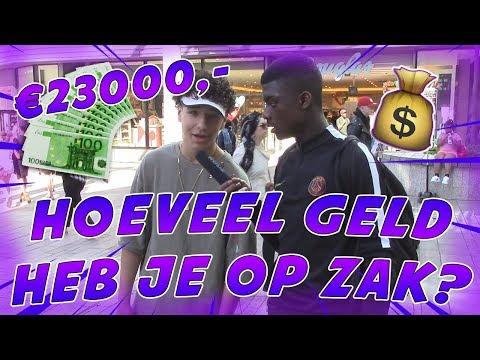 (€23.000 OP ZAK!) - HOEVEEL GELD HEB JIJ OP ZAK? - ALMERE