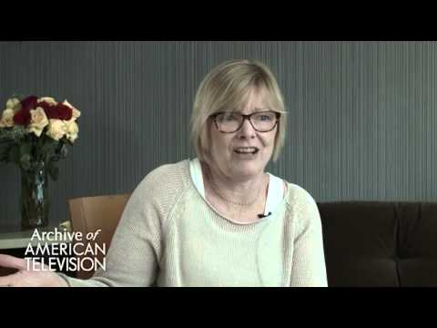 Jane Curtin discusses working with Susan Saint James  EMMYTVLEGENDS.ORG