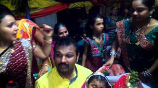 Rukshamni vivah in Purushotam maas 12072015  34