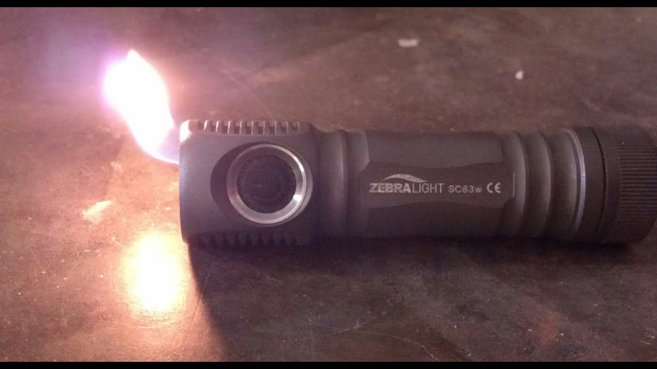Led Light Flashlight