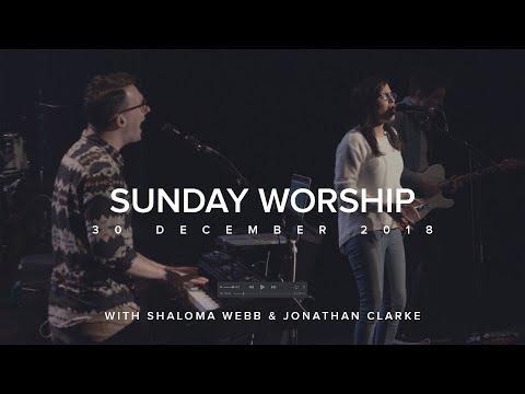 Worship with Shaloma Webb & Jonathan Clarke (30 December 2018)