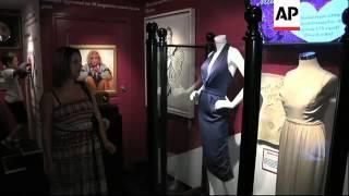 Unseen belongings of legend Marilyn Monroe unveiled ++REPLAY++