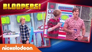Henry Danger | Funniest Bloopers & Fails on Set w/ Jace Norman and the Cast | Nick