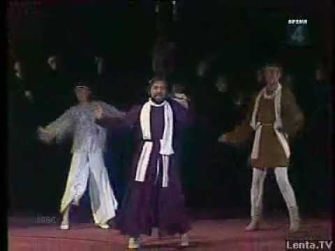 Jewish Theater in Moscow. TV show /1986
