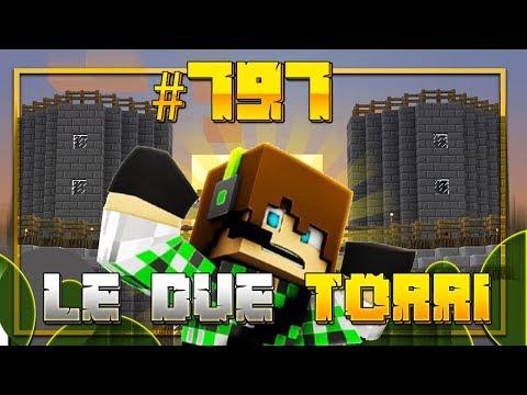 Minecraft ITA - #797 - LE DUE TORRI DI SURRY