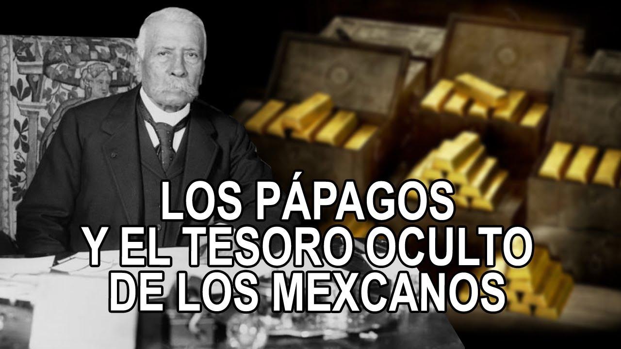 EL TESORO OCULTO DE MÉXICO