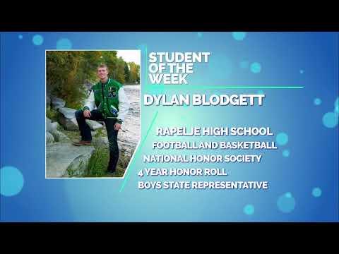 Student Of The Week: Dylan Blodgett and Solomom Arno of Rapelje High School