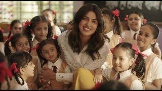 Priyanka Chopra Supports Girl's Education (EN) thumbnail