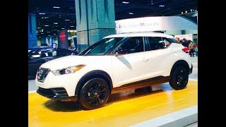 2019 Nissan Kicks Sv Tour - The Juke Reincarnated!