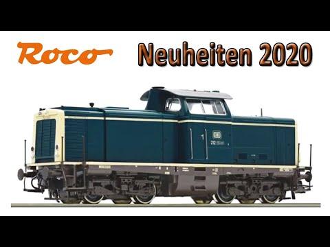die-#roco-modellbahn-neuheiten-2020-spur-h0-und-spur-h0e-in-der-Übersicht