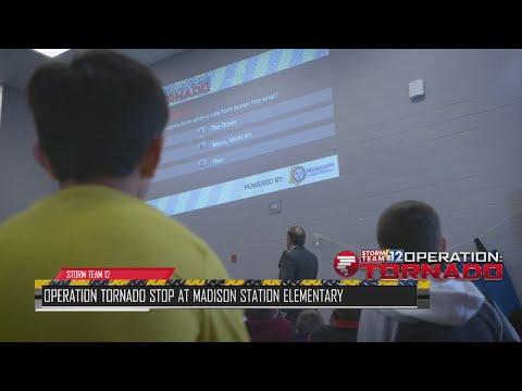 Operation Tornado - Madison Station Elementary