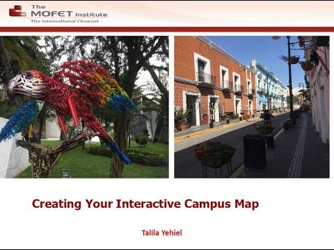 Creating Your Interactive Campus Map