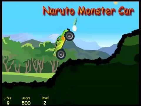 เกมส์รถวิบาก เกมส์นารูโตะขับรถวิบาก เกมส์มาใหม่