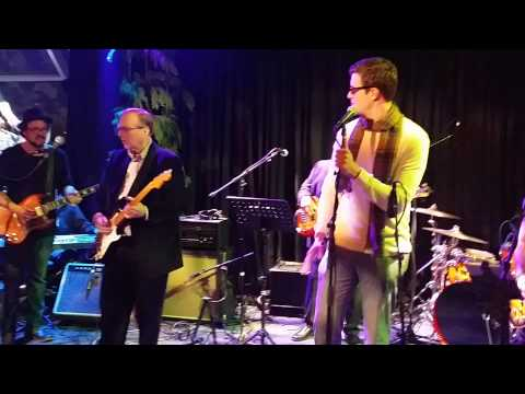 Employee Sings at Office Party w/ Paul Allen & The Underthinkers