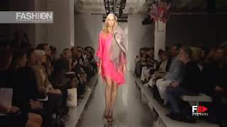 ROKSANDA ILINCIC Spring Summer 2011 London - Fashion Channel