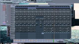 Tyga - Molly ft. Wiz Khalifa Instrumental Remake (FLP + MP3)