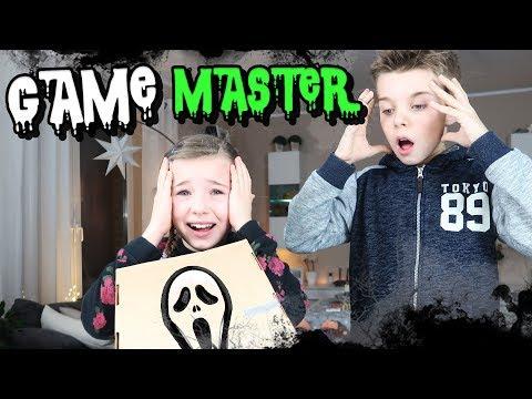 Der GAME MASTER beobachtet uns 👀 Und schickt uns Puppen! Lulu & Leon