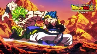 Dragon Ball Super: Broly - Broly vs Gogeta (Theatrical Version)