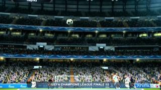 Free Kick Goal From 44m ! (Pro Evolution Soccer 2013) + Free download (No survey) (HD)