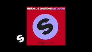 Heikki L & Lovetone - Air Guitar (Original Mix)