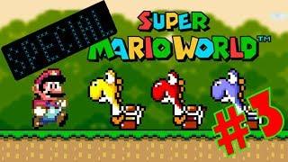 A veces, solo a veces.. tengo muucha suerte xD / Super Mario World Especial  #3