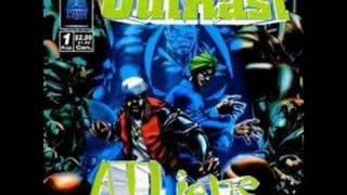 Outkast - 2 Dope Boyz In a Cadillac (Instrumental)