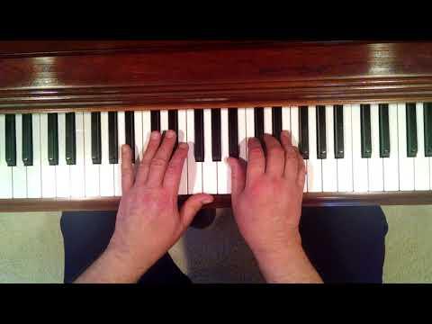 Winter Wonderland .piano lesson