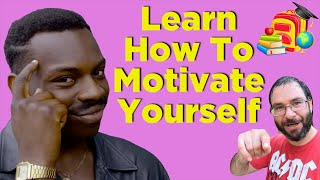 Learn How to Motivate Yourself | Jose's Monday Motivation