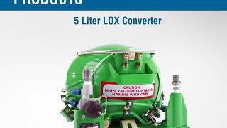 Air Medical LOX Equipment