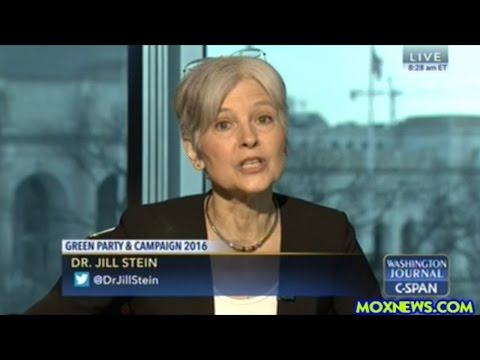 Green Party Presidential Candidate Jill Stein Takes Caller Questions