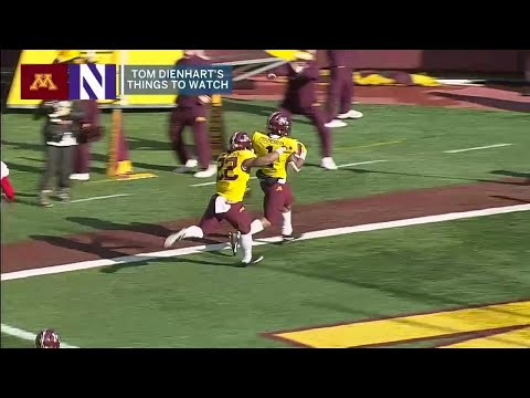 Week 12 Football Preview: Minnesota at Northwestern