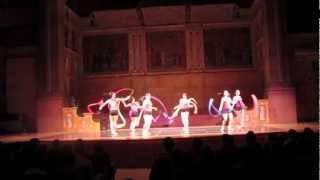 "TigerNight 2012 - Triple 8 Dance Company - ""Oppan Princeton Style"""
