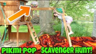 New Pikmi Pop Scavenger Hunt At The Playground!