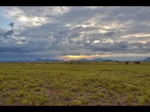 Rupununi Life, Guyana - Sunset and Sunrises in the Rupununi Savannah 2015