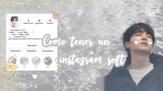 💭 Como personalizar tu Instagram soft ver kpop𓂃⌕♥︎ screenshot 4