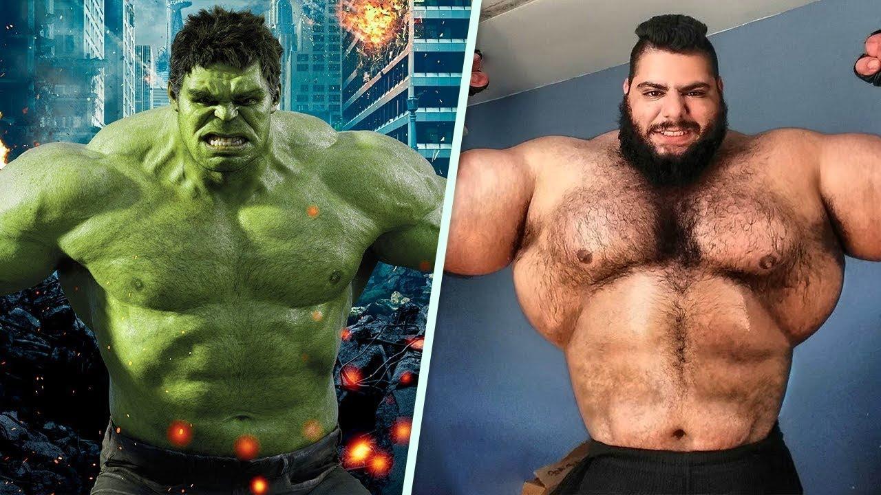 Marvel Film Karakterlerine Benzeyen 10 İnanılmaz Kişi