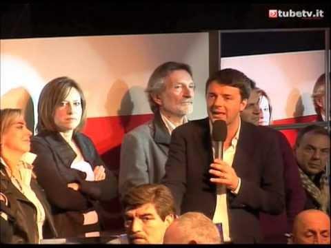 Matteo Renzi a Montecatini