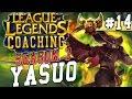 S7 LoL Coaching #14 - Yasuo Mid vs. Katarina (Gold 2)