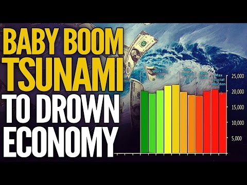 The Baby Boom Tsunami That Is Set To Drown The Economy