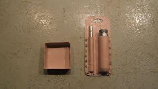 ПЛАСТИКОВЫЙ ФУТЛЯР ДЛЯ ИНСТРУМЕНТА СВОИМИ РУКАМИ . Plastic case for the instrument with his hands.