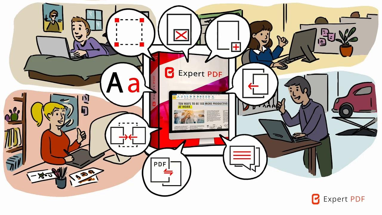 Expert PDF 14 - Official Site - Create, Modify, Convert