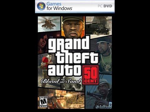 GTA 50 Cent: Blood on the Sand (v2.0) [SA Mod] [Download]