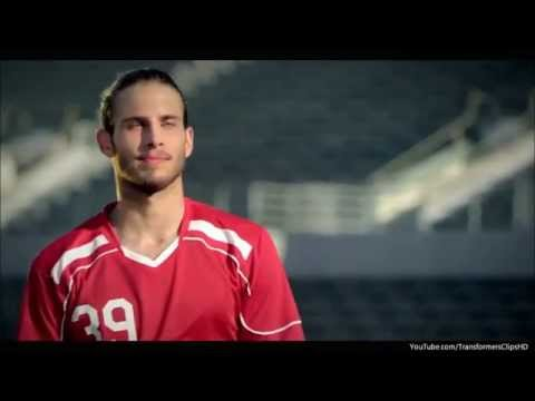 Transformers 4 'Not Bad for A Human' TV Commercial - 2014 brazil world cup